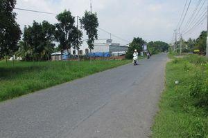 Nữ công nhân bị 2 thanh niên đạp ngã, cướp xe máy