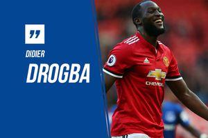 Drogba: 'Lukaku sẽ hủy diệt các hậu vệ Ngoại hạng Anh'