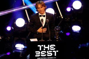 Modric giành FIFA The Best: Chiến thắng của cả đất nước Croatia