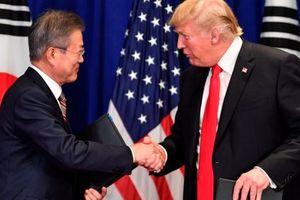 Mỹ - Hàn ký lại thỏa thuận thương mại tự do