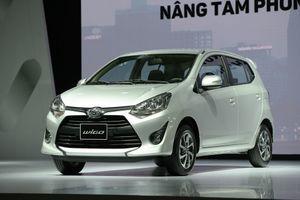Toyota ra mắt 3 xe nhập khẩu tại Việt Nam, giá từ 345 triệu đồng