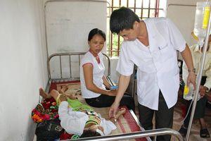 Bùng phát ổ dịch sốt xuất huyết ở Nghệ An