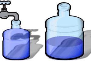 Bài toán đong nước kinh điển