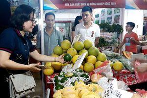 Hội chợ hàng Việt TP Hà Nội 2018: Quảng bá thương hiệu hàng Việt