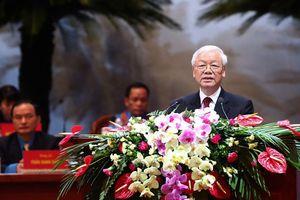 Đại hội XII Công đoàn Việt Nam: Đổi mới - Dân chủ - Đoàn kết - Trách nhiệm