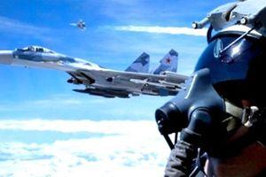 Hệ thống OLS-35 giúp Su-35 tóm sống F-22 tại Syria