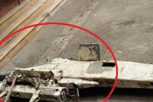 100% mảnh vỡ trên biển Quảng Bình không phải của máy bay Việt Nam