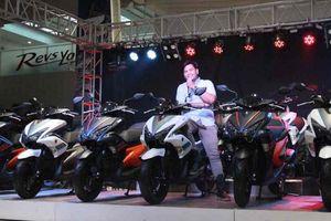 Ra mắt Yamaha Mio Aerox S giá 53 triệu đồng, 'hút' giới mày râu