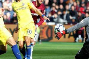 Con số gây sốc về độ 'chân gỗ' của Alvaro Morata