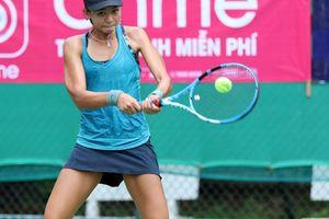 Cuộc chiến 'bóng hồng' tại Giải Quần vợt Pro Tour 4