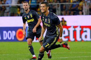 Ronaldo 'chuộc lỗi' bằng bàn thắng