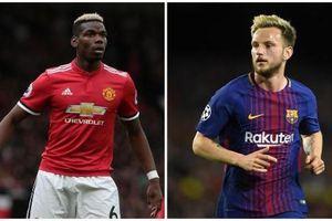 Chuyển nhượng bóng đá mới nhất: MU và Barca chơi trò đổi người