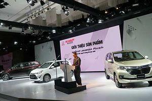 Toyota Việt Nam chính thức trình làng bộ 3 xe giá rẻ