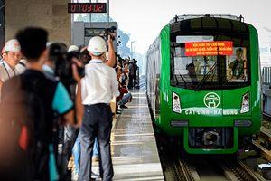 Đường sắt Cát Linh - Hà Đông: Dân đi vì hiếu kỳ... chưa thể giảm ùn tắc?