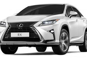 Chi tiết xe sang Lexus RX300 giá 2,44 tỷ đồng