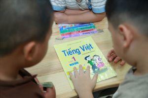 Bộ GD&ĐT báo cáo về triển khai Tiếng Việt 1 – Công nghệ giáo dục