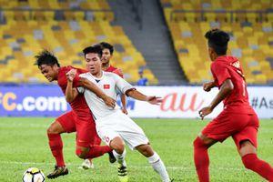 U16 Việt Nam không còn quyền tự quyết tại VCK U16 châu Á 2018