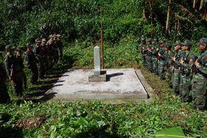 Tăng cường phối hợp bảo đảm an ninh trên tuyến biên giới Nghệ An - Bô Ly Khăm Xay