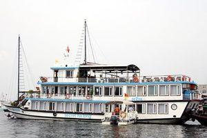 Quảng Ninh: 2 tàu du lịch được cấp nhãn sinh thái Cánh buồm xanh