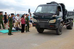 Truy tố tài xế cố tình cán chết nạn nhân bị thương sau tai nạn
