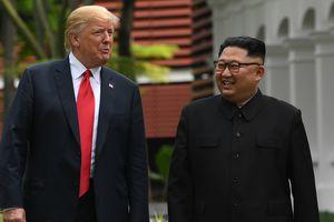 Tổng thống Trump khen ngợi lãnh đạo Kim Jong-un