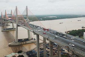 Cầu Bạch Đằng dự kiến thu phí từ 1.10, cho chạy tốc độ 100 km/giờ