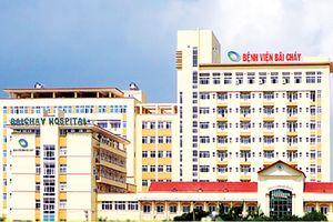 Hai bệnh nhân Bệnh viện Bãi Cháy nhảy lầu tự tử