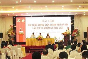 Hội công chứng viên Hà Nội: Phát huy vai trò đầu tàu của công chứng cả nước