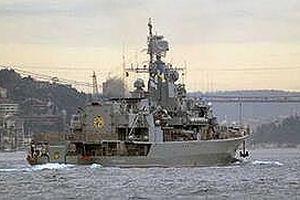 Chiến hạm Ukraine tiến vào biển Azov, Nga cử Su-27 'hộ tống'