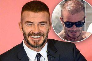David Beckham 43 tuổi phong độ, đẹp trai rạng ngời