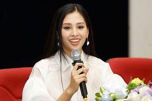 Hoa hậu Tiểu Vy: Tự tin tham gia cuộc thi Miss World 2018