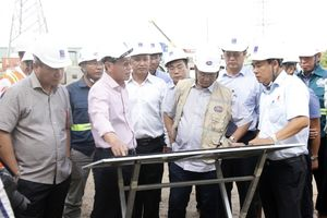 Lãnh đạo PVN gỡ khó cho hai dự án nhiệt điện Sông Hậu 1, Long Phú 1