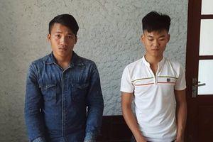 Hà Tĩnh: Bắt cặp đôi '9X' buôn vật liệu nổ