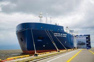 NOVATEK xuất lô hàng LNG đầu tiên sang Brazil