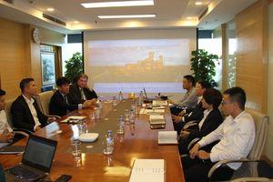 PV Power làm việc với ADB và EVN Finance