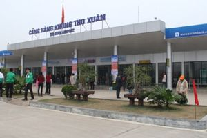 Nâng cấp Cảng hàng không Thọ Xuân, Thanh Hóa thành Cảng hàng không quốc tế