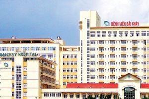 Liên tiếp 2 bệnh nhân nhảy từ tầng 6 bệnh viện tự tử