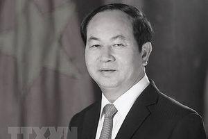 Phó Chủ tịch Duma Quốc gia Nga sẽ dự tang lễ Chủ tịch nước Trần Đại Quang