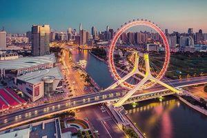 Thành phố Thiên Tân – Trung Quốc 'sốc' khi Mỹ - Trung Quốc trả đũa thương mại