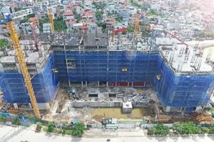 Hà Nội: 'Điểm danh' chủ đầu tư mang dự án thế chấp ngân hàng