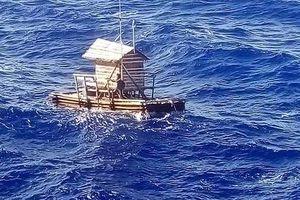 Chàng trai sống sót kỳ diệu sau 7 tuần trôi dạt trên biển