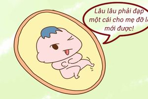 Hướng dẫn mẹ bầu xác định tình trạng THIẾU OXY Ở THAI NHI chuẩn 100%