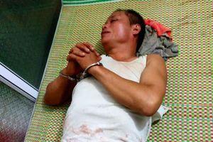Sau khi sát hại 3 người trong một gia đình, nghi phạm thản nhiên về nằm ngủ