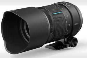 Irix ra mắt ống kính 150mm f2.8 Macro dành cho các hệ máy DSLR