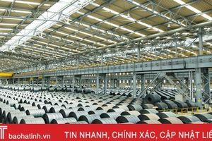 Hải quan Vũng Áng mở hơn 2.000 tờ khai, thu ngân sách gần 3.700 tỷ đồng