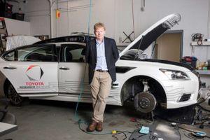 Tầm nhìn Toyota về xe tự lái (P.2): 'Tôi cần Guardian can thiệp'
