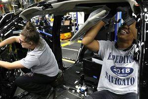 Ford gia tăng lượng xe chế tạo tại Trung Quốc để đối phó thuế quan