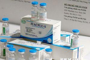 Công bố hai vắcxin được sản xuất thành công tại Việt Nam