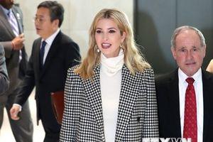 Ngoại trưởng Hàn Quốc mời con gái ông Donald Trump tới Seoul