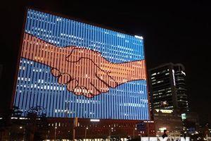 Phần lớn người dân Hàn Quốc ủng hộ Hội nghị thượng đỉnh liên Triều